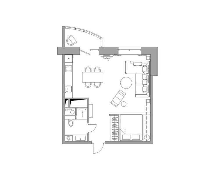 baño deseño estilo diferente estructuras ideas