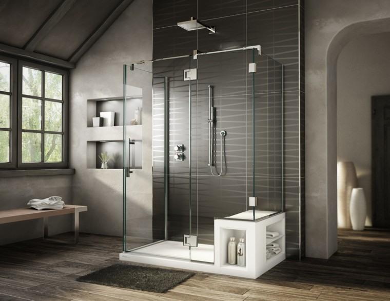 Baños Modernos Con Ducha, Ideas De Diseño Fabulosas