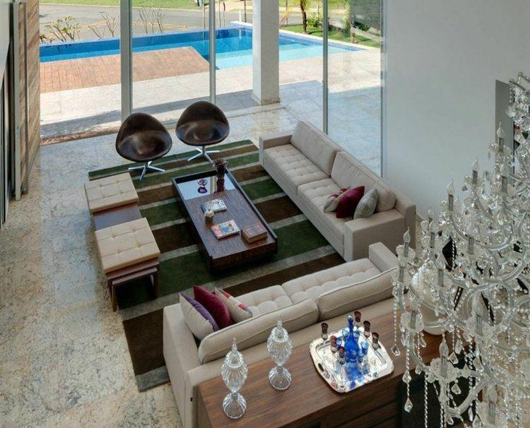 baldosas suelo diseño moderno marmol