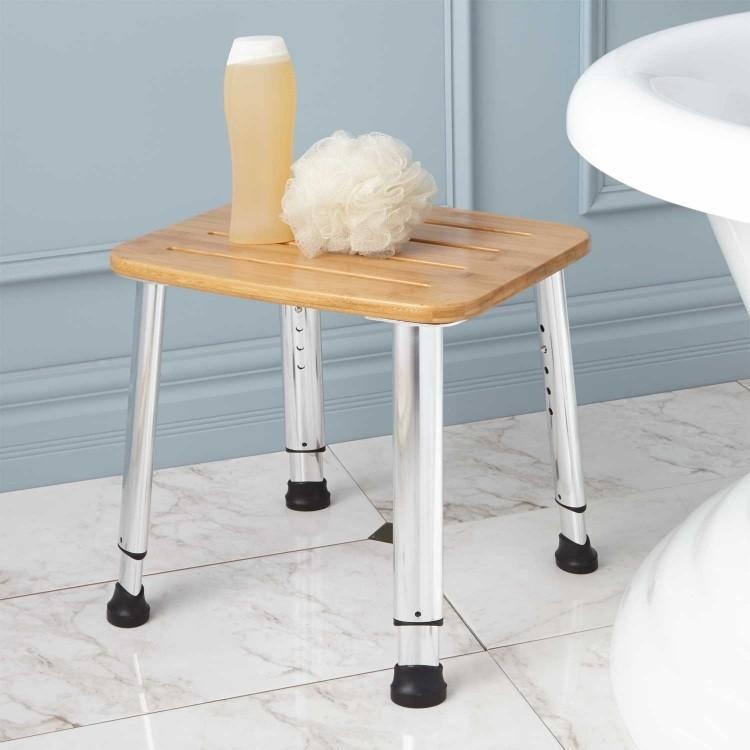 bambu muebles ideas metales blancas estilo
