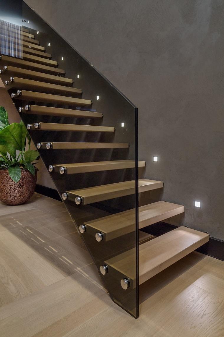 bella escalera luces base