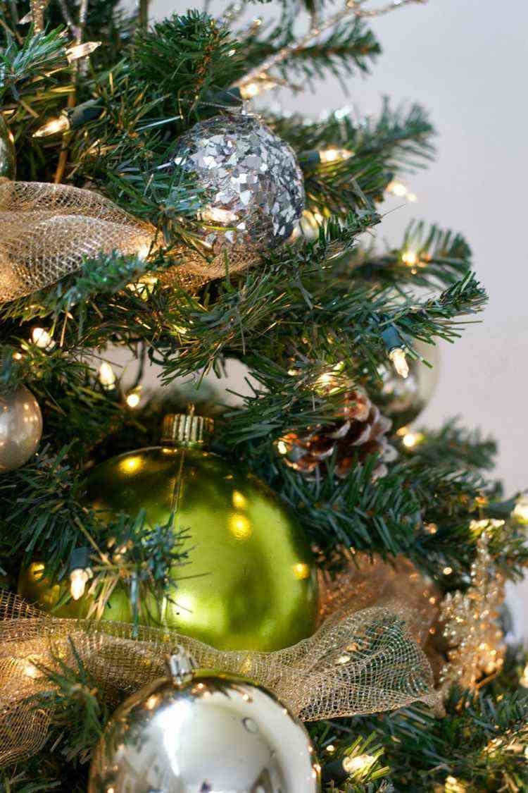 bolas de navidad diseños proyectos verde