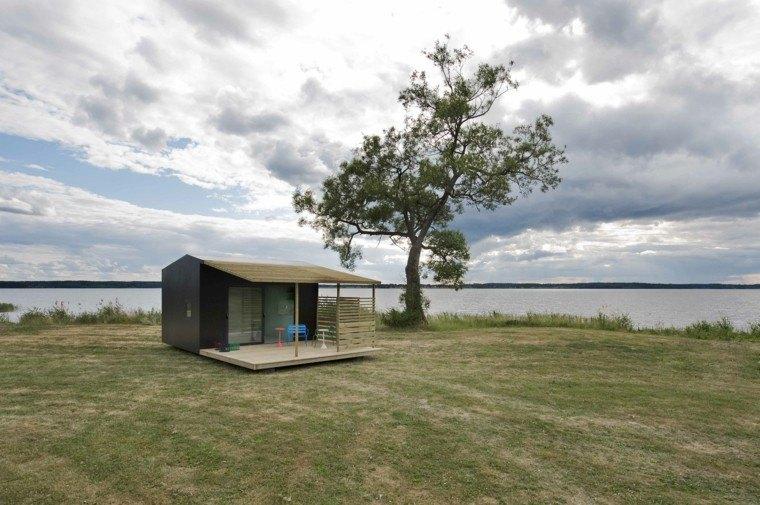 Casas peque as con encanto 38 modelos que enamoran for Arquitectura moderna casas pequenas