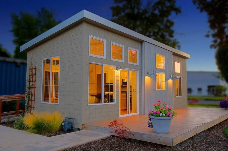 Casas Pequeas Con Encanto 38 Modelos Que Enamoran