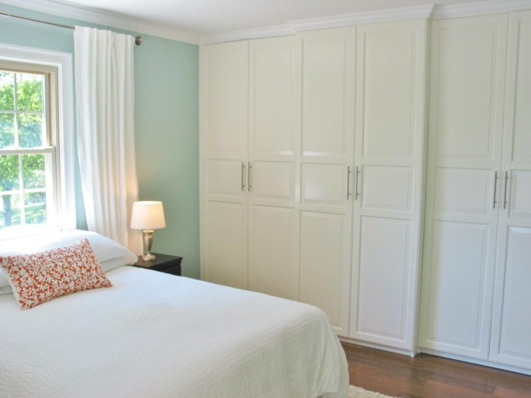 bonito dormitorio estilo retro vintage