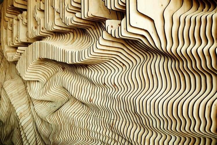 carlsberg madera paredes diferentes detalles