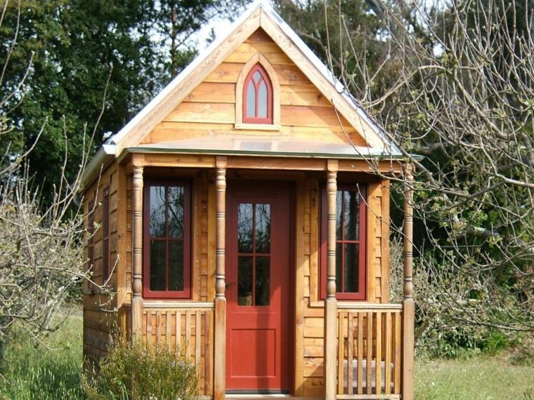 casa pequeña estilo clásico