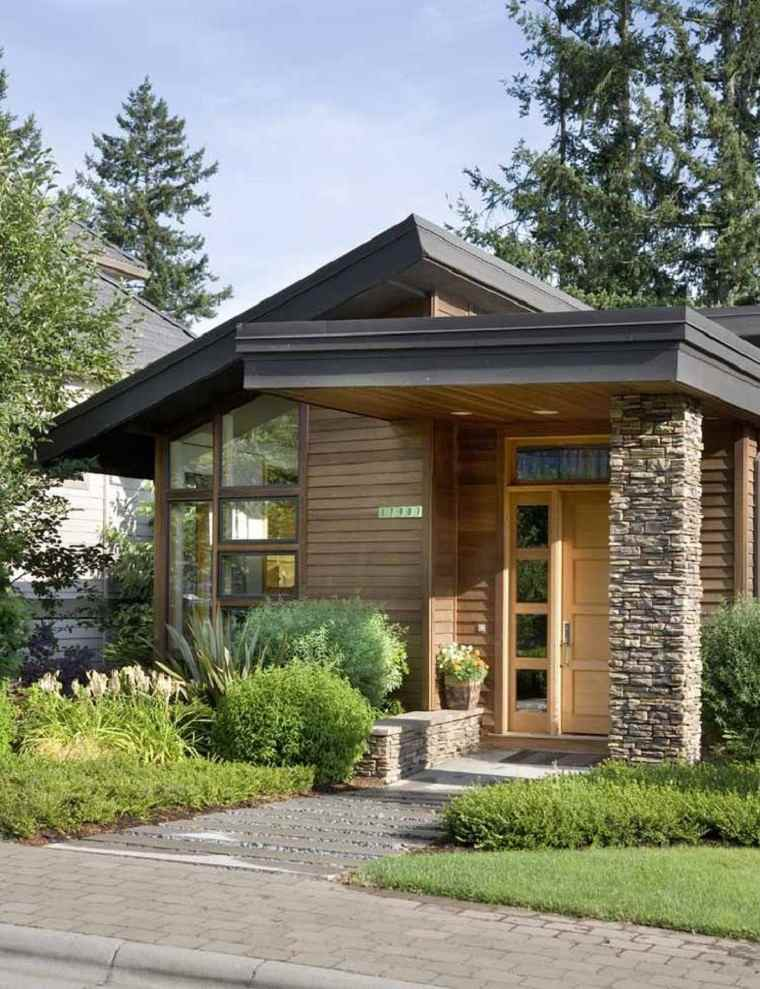 Casas Pequenas Con Encanto 38 Modelos Que Enamoran