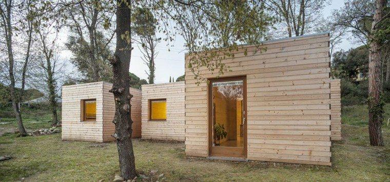 casas pequeñas estilo moderno