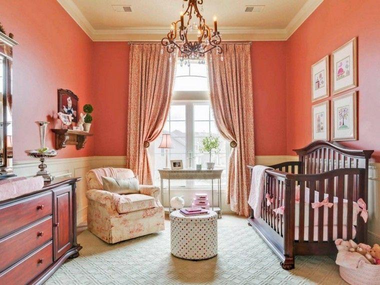 cebra paredes diseño tradicional naranja
