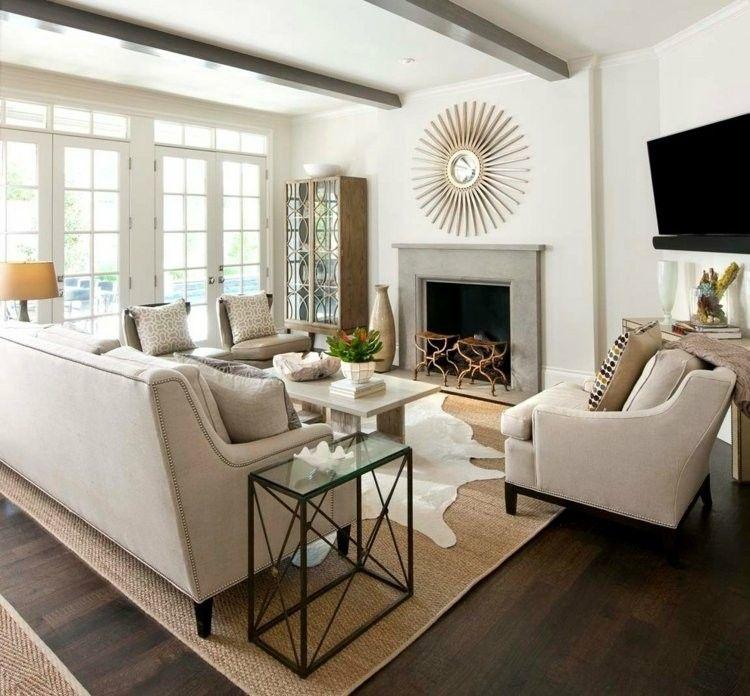 chimeneas modernas calor salon decoracion sol ideas