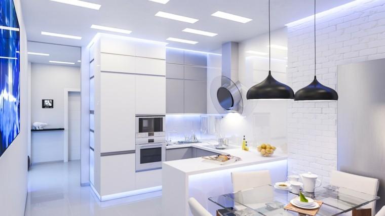 Cocina moderna ideas increbles para cocinas de ensueo