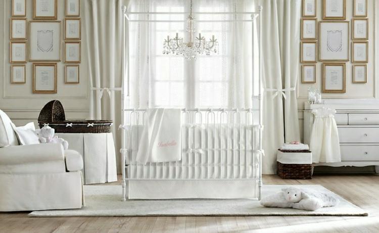 color blanco habitacion bebe alfombras osos