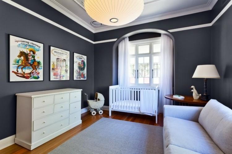color blanco habitacion bebe decoracion calido