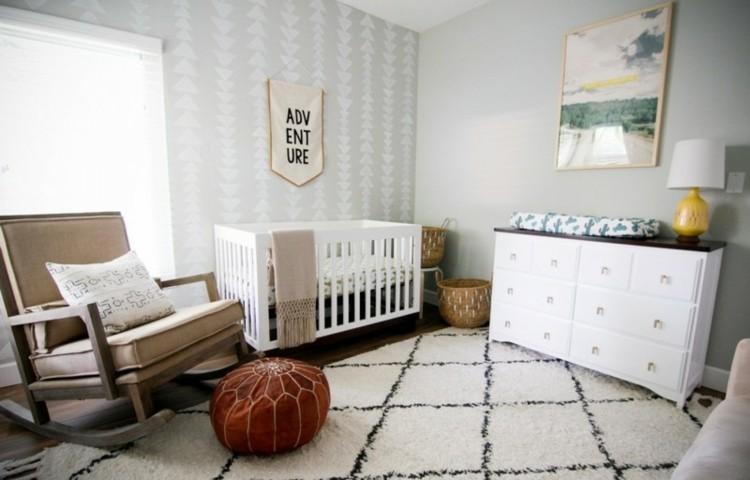 color blanco habitacion bebe ideas cojines