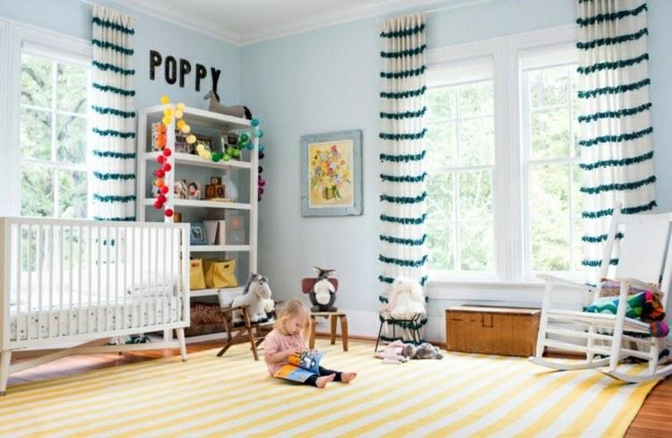 color blanco habitacion bebe niña juegos