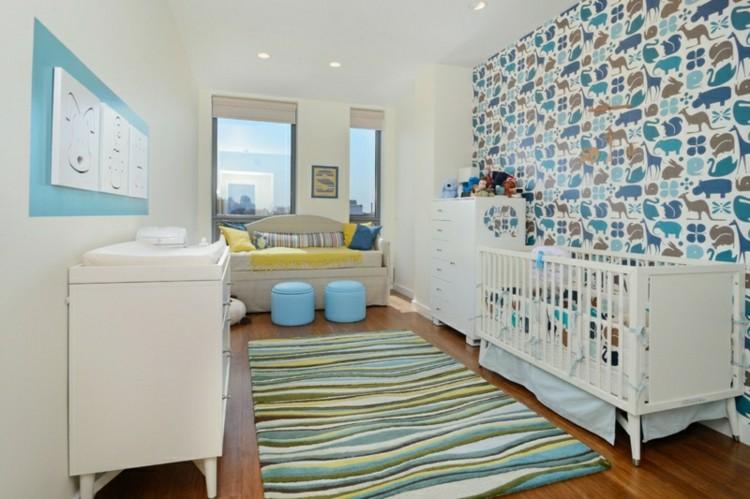 colorido espacio bebe decoracion diseño