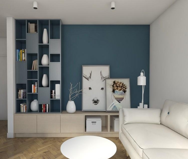 colorido salon maderas estilo blanco mesa