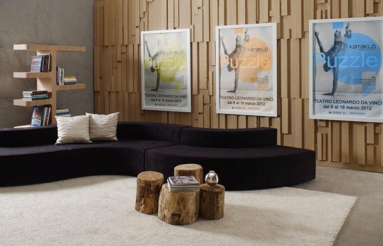 madera textura decoracion troncos