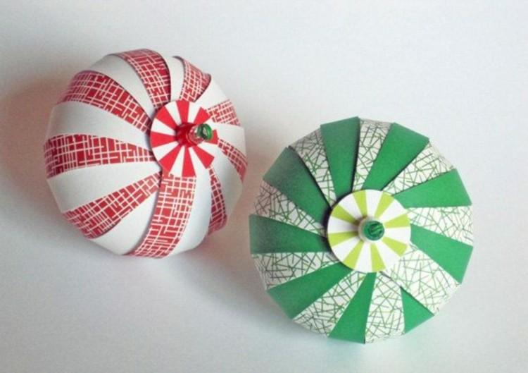 colorido verde rojo ideas bolas