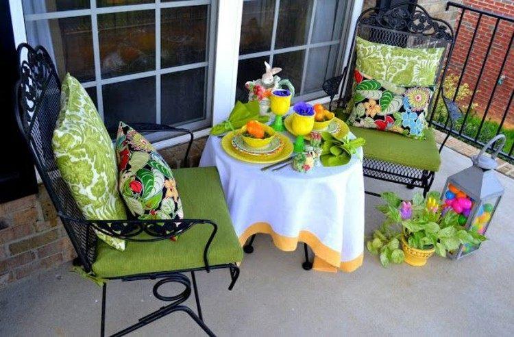 primavera ideas forja mobiliario diseño