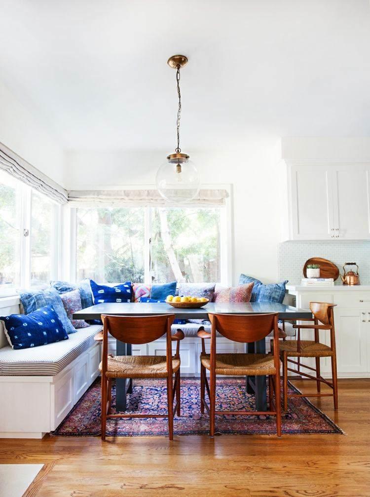 comedores ideas elegir forma color alfombra vintage moderno