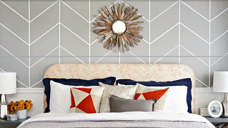 complementos dormitorio estilo vintage