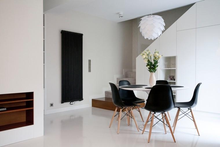 contemporaneo cojines colorido blanco negro