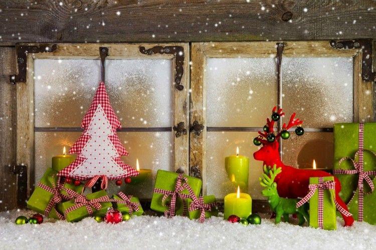 cortina especial estilo ideas nieve madera