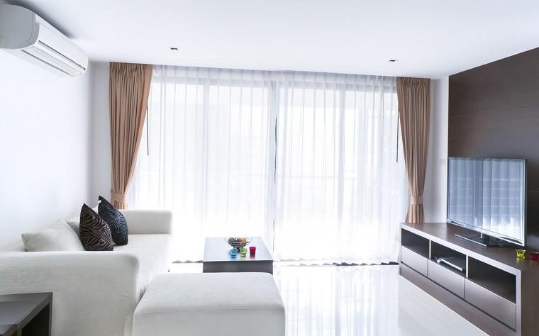 cortinas para sal n 35 ideas encantadoras