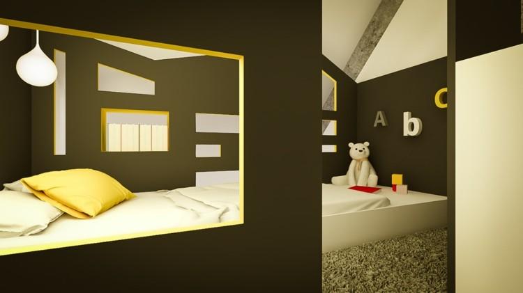 Creatividad y contraste de colores, 50 ideas elegantes.