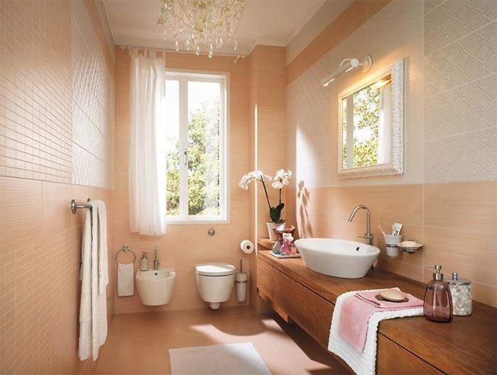 cuartos de baño modernos lavabo madera ideas