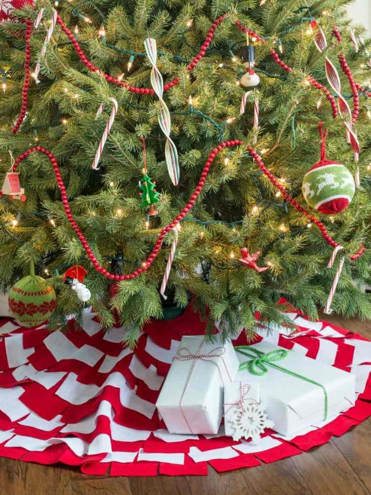 decoración arbol navidad adornos