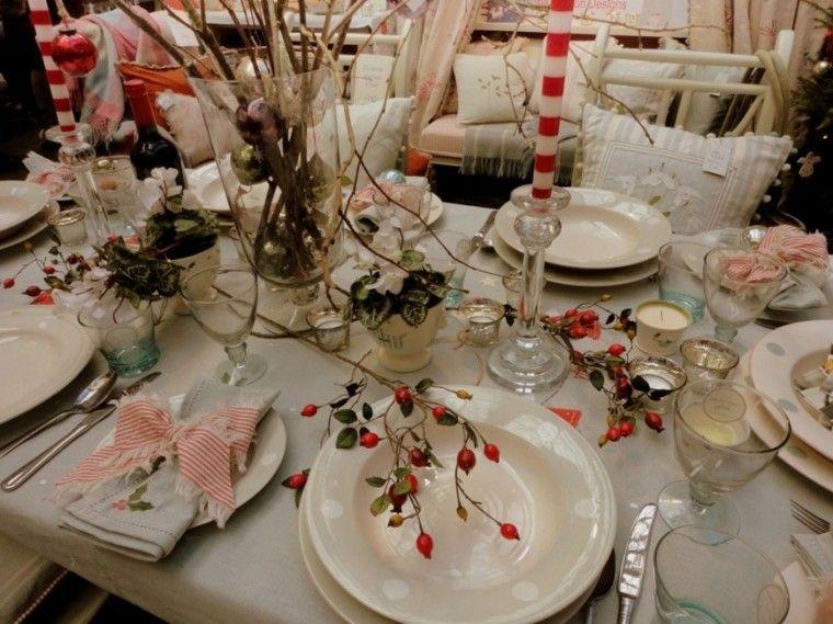 Centros de mesa veladas de muy buen gusto - Mesa shabby chic ...