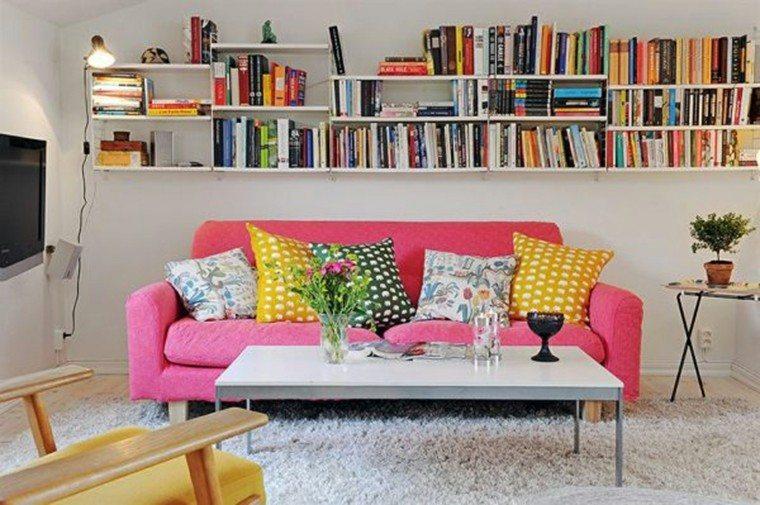 decoración de salones muebles