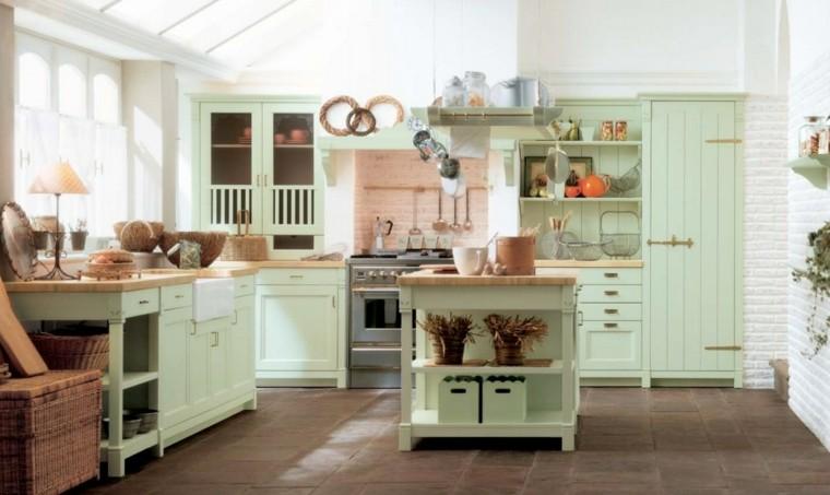 Decoracion cocinas y elementos de diseño increíbles.
