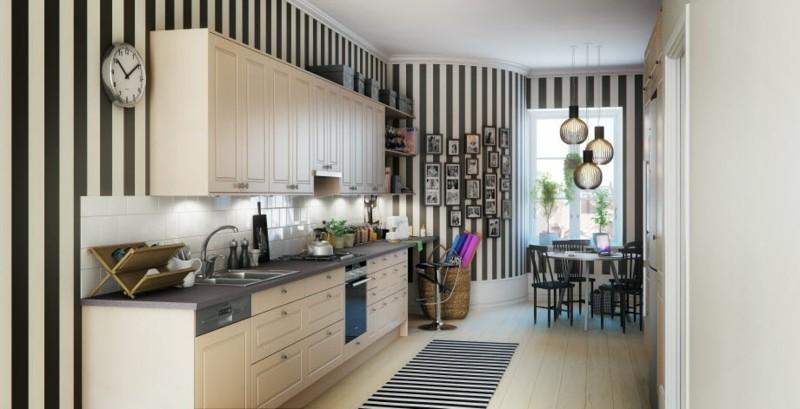 decoracion cocinas modernas estilo clasico ideas