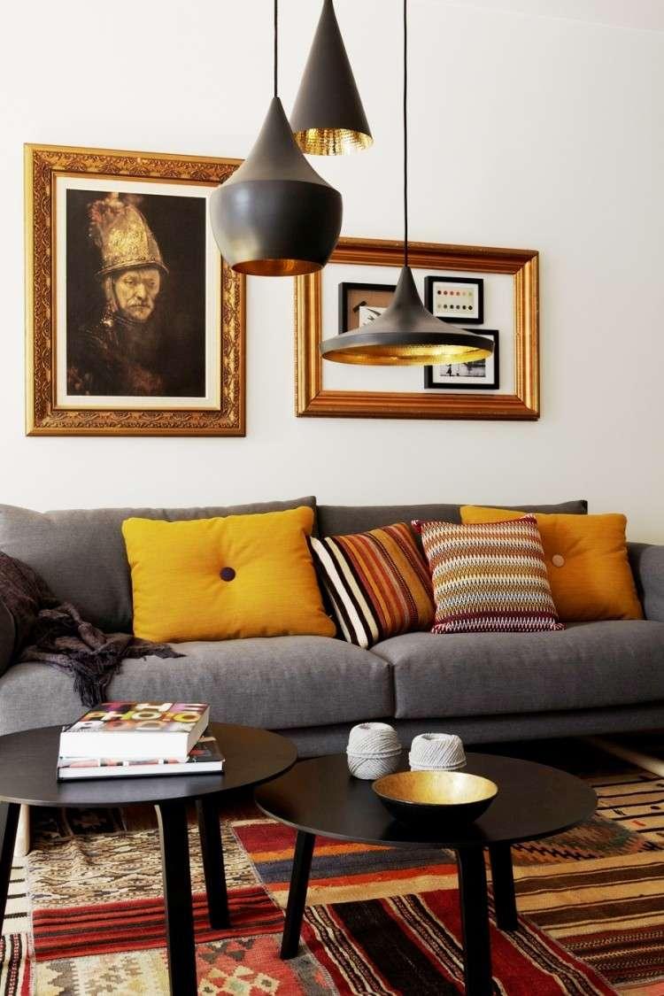 Decoracion de interiores salones modernos 50 propuestas for Decoracion interiores 10
