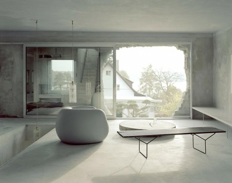 decoracion salones modernos estilo minimalista ideas