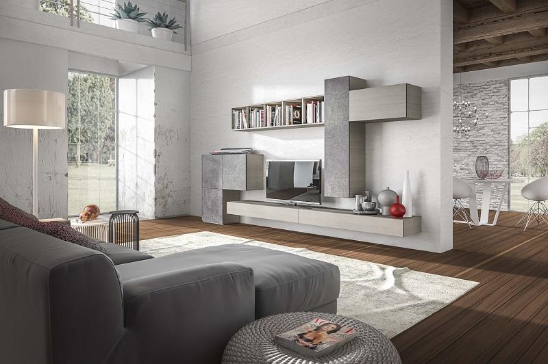 decoracion salones sofa preciosa ideas