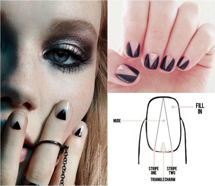 Decoracion de u as tendencias modernas para el 2016 - Color de unas de moda ...