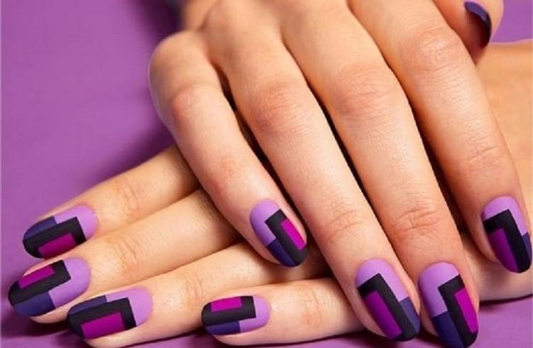 decoracion,de,unas,tendencias,2016,purpura,negro,final