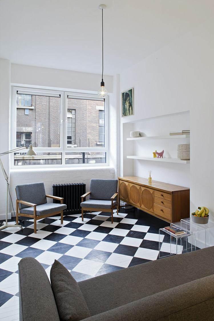 decoracion estilo vintage salon bonita ideas