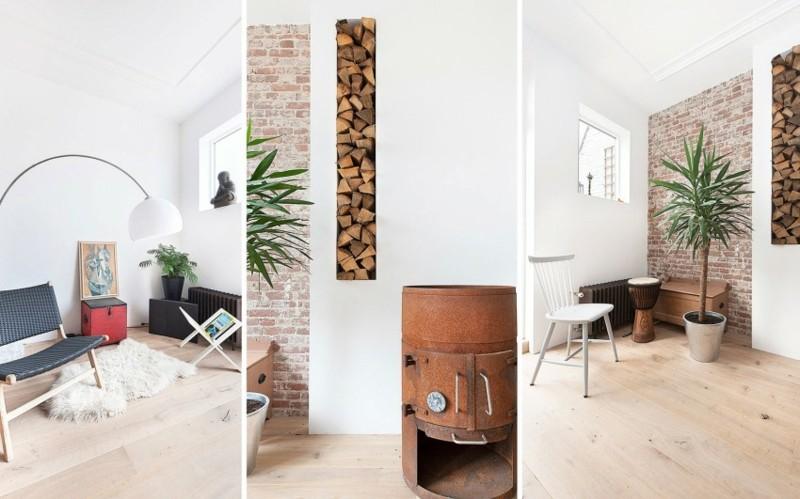 decoracion industrial casa moderna tres opciones ideas