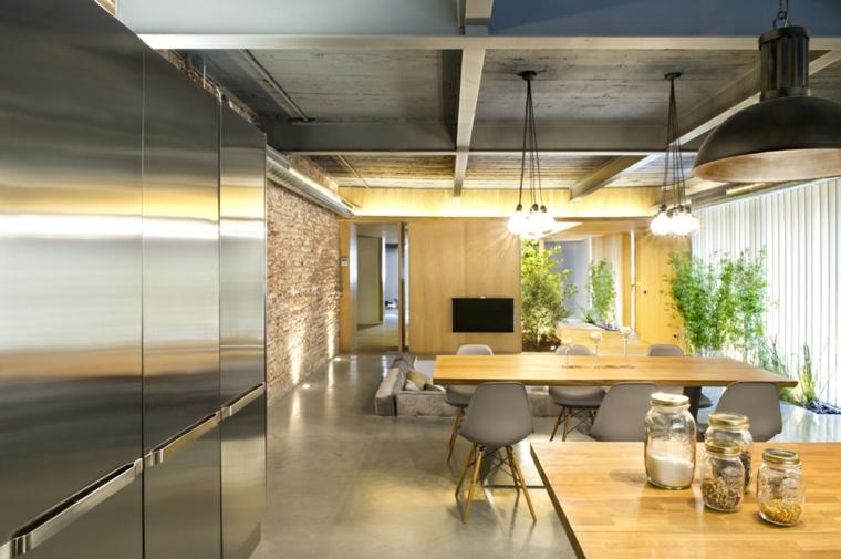 Decoracion Industrial Ideas Alucinantes Para Interiores