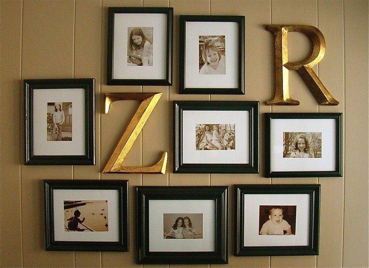 decoracion plateado dorado negro fotos