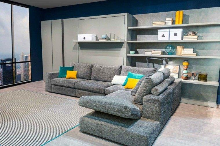 decoracion salon precioso sofa preciosa ideas