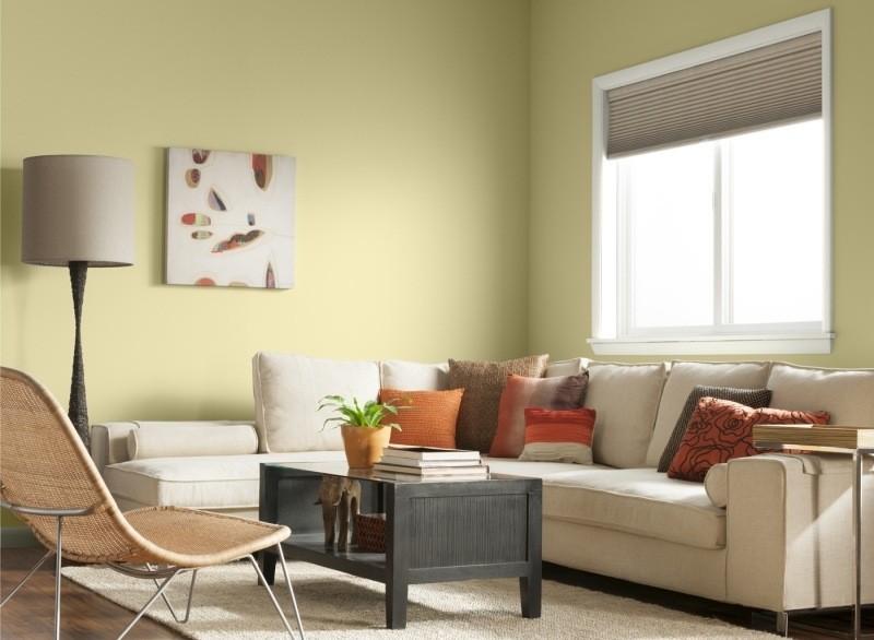 Decorar paredes colores originales para el sal n - Como elegir el color de las paredes ...