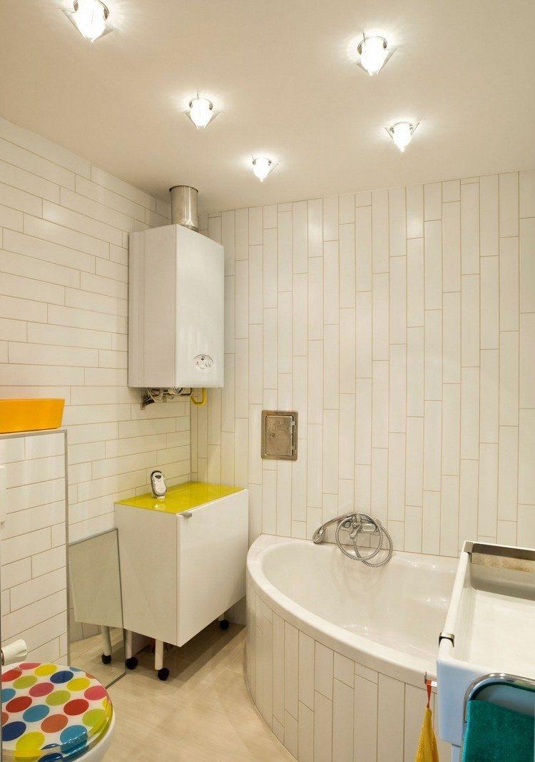 Lamparas Colgantes Para Baño:Lamparas de techo para cuartos de baño – 50 ideas