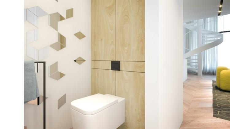 diseño madera estilo variantes ideas moderno